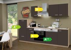 Menke Küchen Küchenzeile Classic 270 cm inkl. Geschirrspüler Lava-Matt - 4 Platten Kochfeld Jetzt bestellen unter: https://moebel.ladendirekt.de/kueche-und-esszimmer/kuechen/kuechenzeilen/?uid=4d6f4d30-d8e1-51bf-bda2-9fea52d8581e&utm_source=pinterest&utm_medium=pin&utm_campaign=boards #kueche #esszimmergarnituren #kuechen #kuechenzeilen #esszimmer