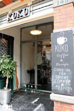 MUST SEE: KOKO Coffee & Design De leukste designwinkels van Amsterdam vind je op www.detweakfabriek.nl