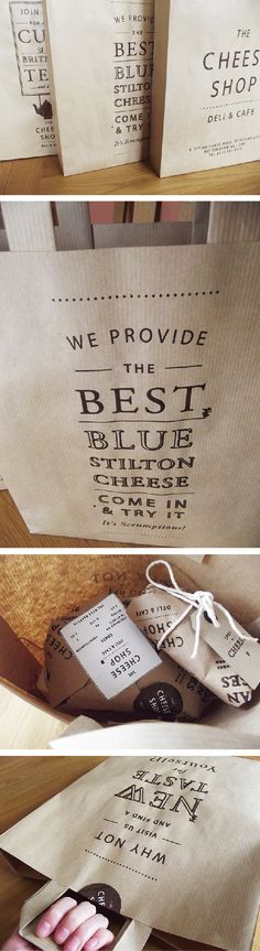 The Cheese Shop. by Charlotte Estelle Littlehales, via Behance