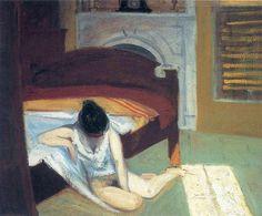 Summer Interior , Edward Hopper