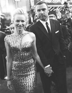 Naomi Watts & Liev Schreiber