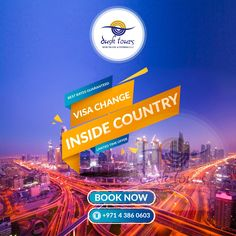 Share on WhatsApp Travel Tours, Travel And Tourism, Book Flight Tickets, Book Of Changes, Visit Dubai, Best Rated, Whatsapp Message, Stay At Home, All Over The World