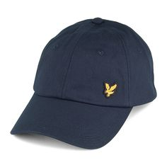 Chapeaux Lyle & Scott - Achetez un chapeau Lyle & Scott en ligne Greg Norman, Chi Chi, Lyle Scott, Bleu Marine, Baseball Hats, Fashion, Caps Hats, Men Styles, Everything