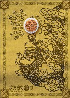 Chinese Food advertising