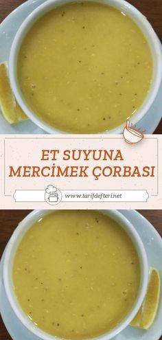 Turkish Recipes, Iftar, Cheeseburger Chowder, Soups, Beverages, Pasta, Fruit, Food, Turkish Language