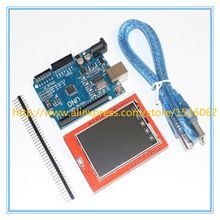 "Arduino + 2.4"" TFT LCD display"