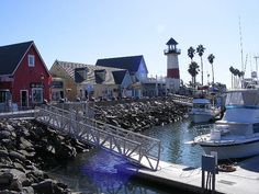 Oceanside Harbor, CA ...one of my all time favorite places to hang out when I lived in Cal.