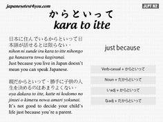Learn Japanese N2 Grammar with Flashcard