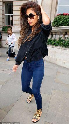 Nicole Scherzinger | Celebrity Style the shoes