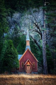 Old Country Church | Old country church by helga