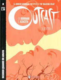 Il Colore dei Libri: Recensione [Fumetti]: Outcast, Il Reietto #2 - Ric...