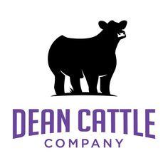 Dean Cattle Company logo