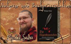 Leserattes Bücherwelt: [Autoren und Buchpräsentation] Heute mit Michael S...