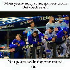 Gotta wait