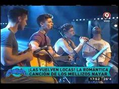 El talento de Nacho Nayar y Ramiro Nayar ❤ - YouTube