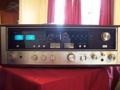 Sansui 8080 receiver #Sansui