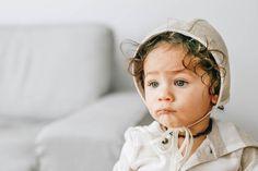 modern handmade bonnets for boys and girls
