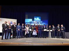 Gala completa de entrega de los IX Premios Castilla y León Económica - YouTube