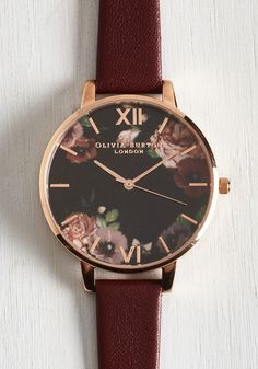 Jewelry & Watches - Minute by Magnificent Watch _http://www.modcloth.com/shop/jewelry
