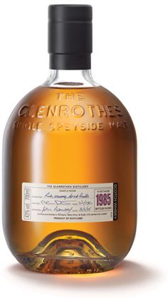 The Glenrothes Retrospective: 2001, 1994, 1991, 1985 and 25 Years Old Single Malt - Drinkhacker