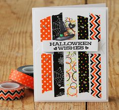 Simon Says Stamp Blog!: Lisa Spangler is ROCKING NEON for Halloween in STAMPtember™