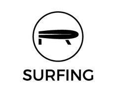 Logo Design - Surfing