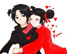 pucca by ShinnieShys on DeviantArt