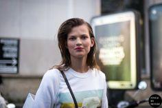 STYLE DU MONDE / Paris FW SS2014: Bette Franke  // #Fashion, #FashionBlog, #FashionBlogger, #Ootd, #OutfitOfTheDay, #StreetStyle, #Style