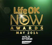 Life OK Now Awards (Season 2014) 31 may 2014