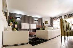 Moradia 19 Algarve 2013: Salas de estar modernas por Atelier  Ana Leonor Rocha