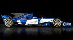 The Sauber C36-Ferrari.