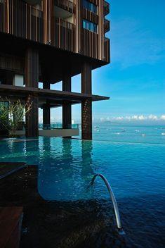 Landscaping Inspiration: Hilton Hotel, Pattaya, Thailand