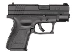 Springfield XD 9mm, 3 Inch, Black, 16rd Mag and 13rd Mag