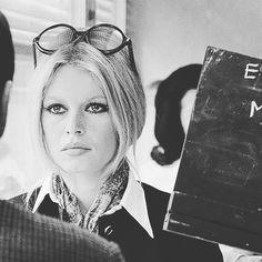 """170 Likes, 1 Comments - @missbrigittebardot on Instagram: """"#brigittebardot #1960s #vintage"""""""