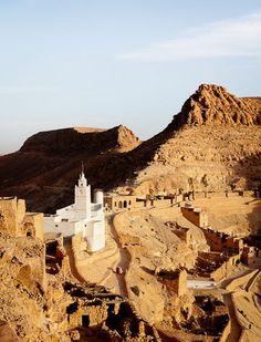 Visitez toutes ses ruelles, soyez en fiers.  Tunisia, Chenini
