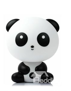 #Chargeable #Practical #Panda Kongfu Panda Figure Lovely Beautiful Time Check Lamp Time Chargeable Time Lamp
