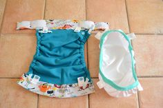 cat eyed KP — Sewing a Faux gDiaper G Diapers, Used Cloth Diapers, Cloth Nappies, Baby Sewing Projects, Sewing For Kids, Cute Little Baby, Little Babies, Skinny Thighs, Cloth Diaper Pattern
