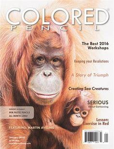 Colored Pencil Magazine Pdf