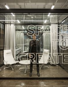 Space To Create Storefront