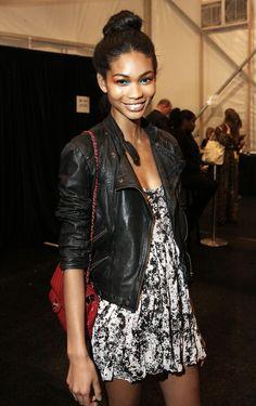 Chanel Iman #model