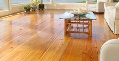 Reclaimed Heart Pine Flooring - Carlisle | Carlisle Wide Plank Flooring. Matt likes this vendor & they're semi-local.