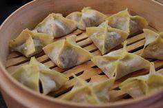 Paddenstoelendumplings vegan! Door de Tofu Twins! Recept: http://www.tofutwins.nl/recepten/paddodumplings/