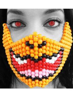 Charmander Kandi Mask Full