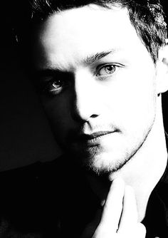 James McAvoy ... the love affair has lasted years since Children Of Dune…