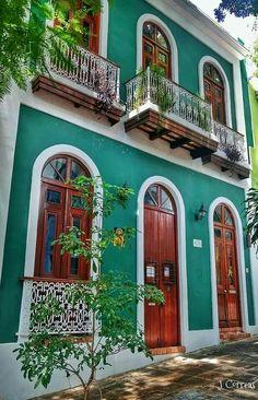 Old San Juan,Puerto Rico