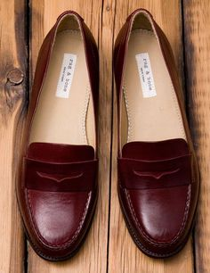 Rag & Bone flats (don't know the proper name of these shoes, sorry... but I want them!)