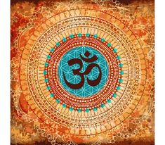 """Talk Sacred Mantras D.: """"Can anyone get any benefit by repeating sacred syllables (mantras) picked up casually? Namaste, Om Mantra, Life Mantra, Sanskrit Mantra, Om Art, Spiritual Symbols, Yoga Symbols, Tantra, Psychedelic Art"""