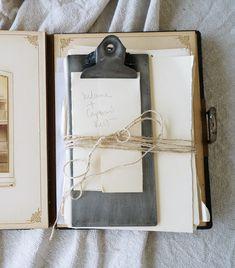Styling with Hardware: The Tincture Clipboard Clipboard, Wedding Paper, Fashion Branding, Journal Inspiration, Paper Goods, Cool Stuff, Random Stuff, Hardware, Jenni