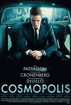 COSMOPOLIS~ Evidently pre-screening by some of the press at Cannes has been quite positive about both the movie and Mr. Pattinson's performance: An actor is born-Telerama; Unsettling-Studio Cine Live; Pattinson is mind-blowing-Positif; Cronenberg chose Pattinson. A brilliant idea on both counts-Les Inrockuptibles; Robert Pattinson reveals a depth more and more fascinating-Premiere