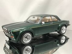 GT Spirit Jaguar Coupe Broadspeed Big Cat The New Avengers Green Jaguar Xj12, New Avengers, Modified Cars, Big Cats, Vintage Cars, Wheels, Ford, Spirit, English